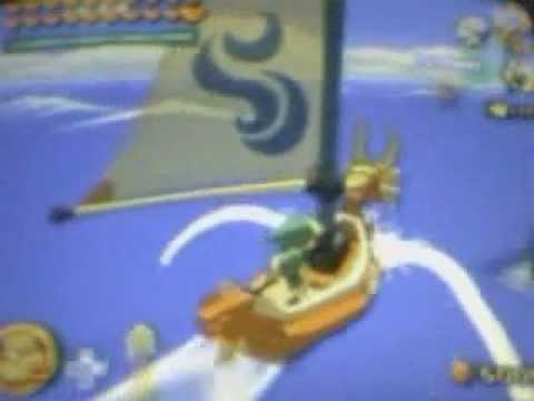The Legend of Zelda: Wind Waker Bloopers