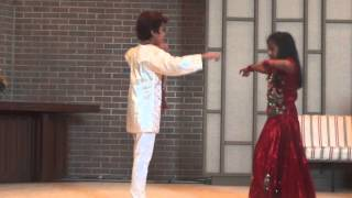 Dance in Nepali song Hey Maya Hey Maya By Dipesh & Saskriti