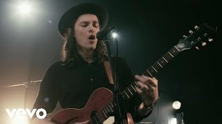 James Bay - Let It Go (Live) - Stripped (Vevo LIFT UK)