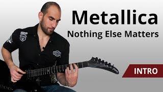 Metallica - Nothing else matters - Как играть