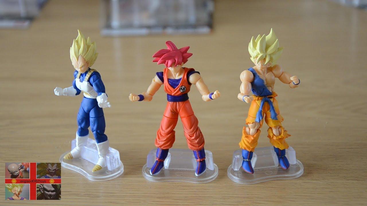 Dragon Ball Z Toys : Dragon ball z goku super saiyan god toys hd wallpaper