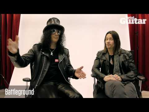 Slash and Myles Kennedy World On Fire track by track interview