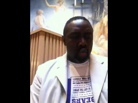 """Marvin Williams sings """"I"""