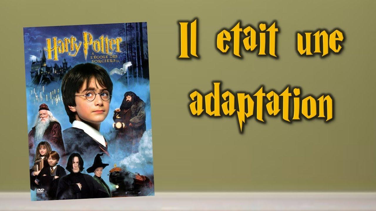 harry potter adaptation