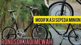 Download Modifikasi Sepeda Minion Minitrek Keren Terbaru Mp3