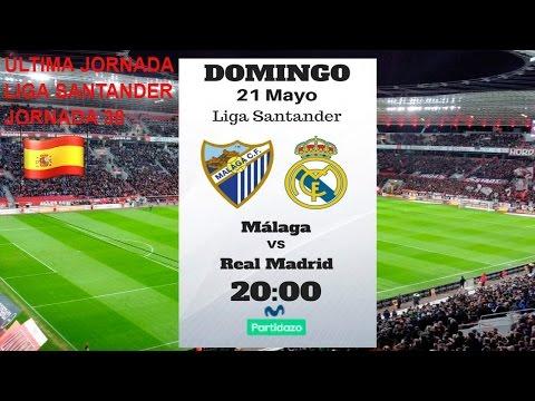 azúcar Encantador terciopelo  Partidos televisados Hoy Jornada 35 | Liga Santander - YouTube