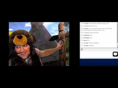 Scrowtum (live chatroom craziness)