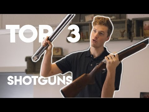 Top 3 Shotguns Under £1000!