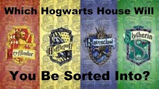 Which Hogwarts House Are You In?   Harry Potter Quiz