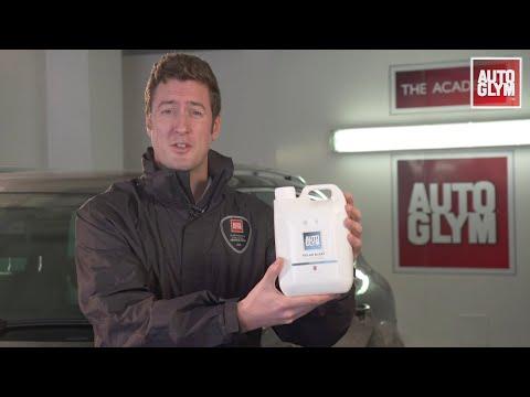 How to use Autoglym Polar Blast