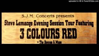 Watch 3 Colours Red Be Myself video