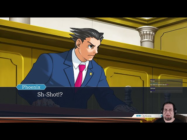 Phoenix Wright: Ace Attorney – Justice for All part 7