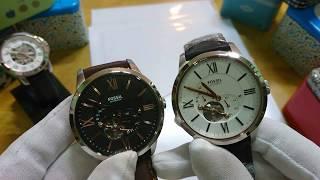 [Circletimevn.com] Fossil ME3061 vs ME3104 Townsman Automatic