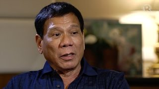 Duterte: If threatened with impeachment, I will close down congress