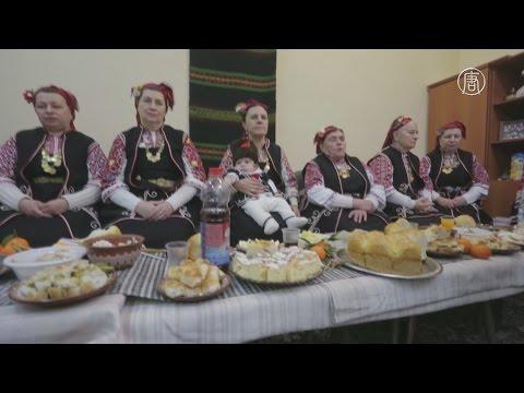 «Быстрицкие бабы» хранят фольклорные традиции (новости)