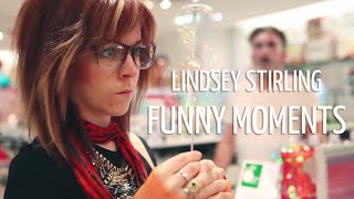 Lindsey Stirling Funny Moments of 2013