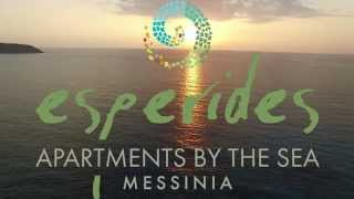 ESPERIDES, apartments by the sea, MESSINIA, GREECE