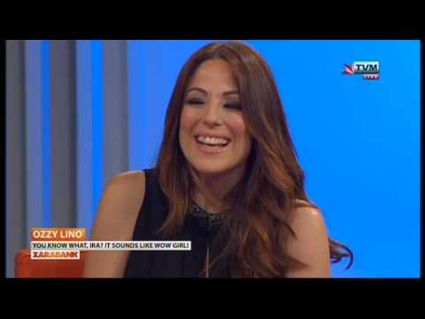Ozzy Lino's Walk on Water Tribute for Ira Losco on Xarabank (WOW)