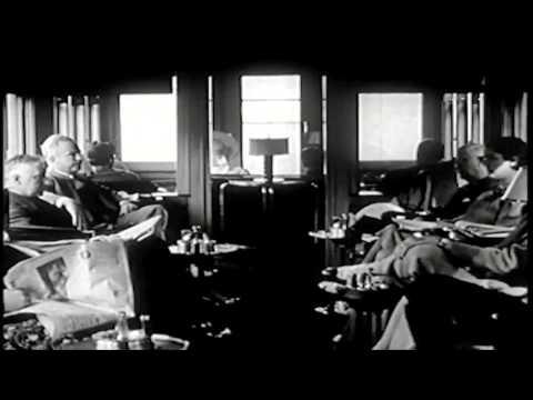 PASSENGER TRAINS 1940 BALTIMORE & OHIO RAILROAD