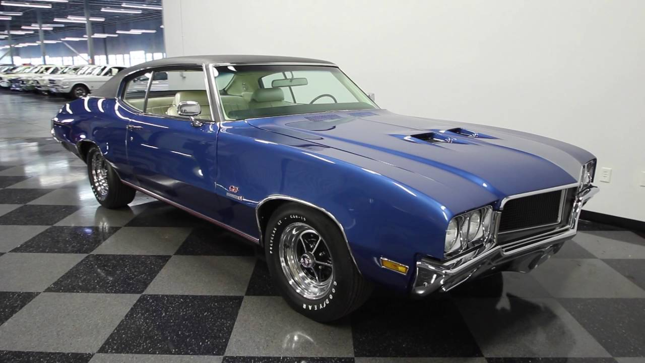 Buick Gran Sport >> 387 Tpa 1970 Buick Gran Sport Gs 455 Stage 1 Youtube