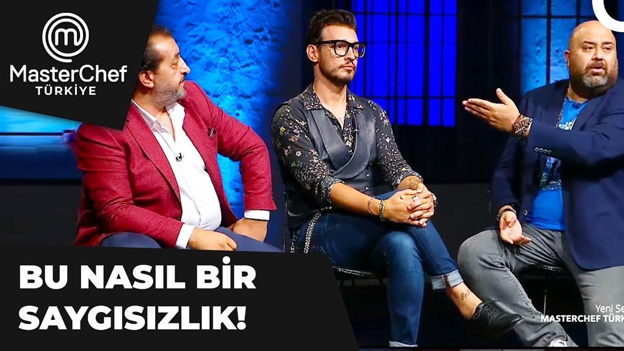 Stüdyoda Yürekler Ağza Geldi!   MasterChef Türkiye 3. Bölüm