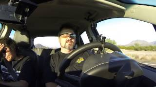 The easy way through a U.S. Border Patrol Checkpoint - Go South, 9 December 2014, GOPR7915