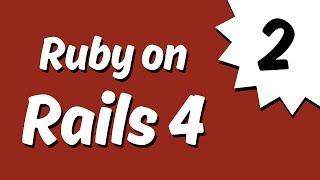 2. Curso de Ruby on Rails 4 desde cero - Primer aplicación