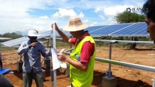 JLanka Solar PV System for Training Programmes of the Sustainable Energy Authority of Sri Lanka