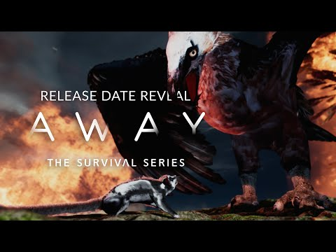AWAY: The Survival Series - Release Date Announcement Trailer