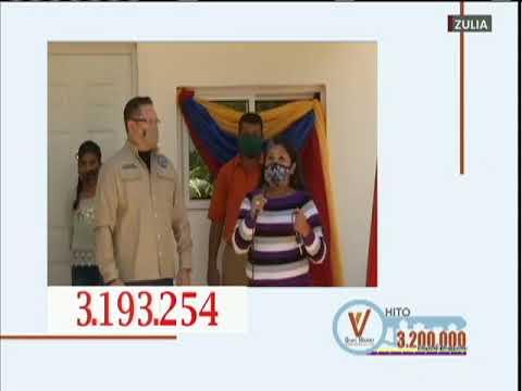 Con 5 Viviendas En Zulia En Venezuela Van 3.193.254 Unidades Habitacionales Entregadas