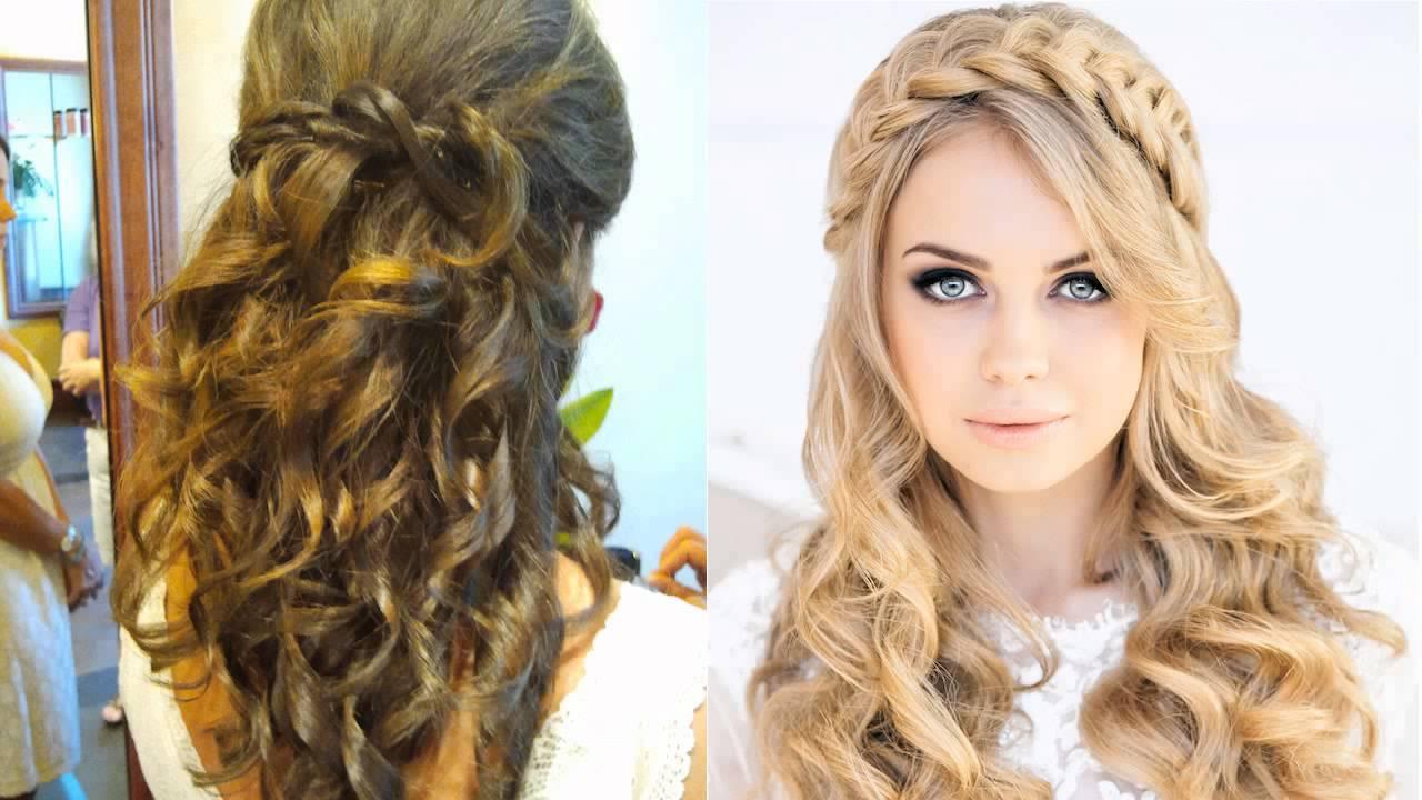 wedding guest hair half up half down for long hair hairdresser longfield kent