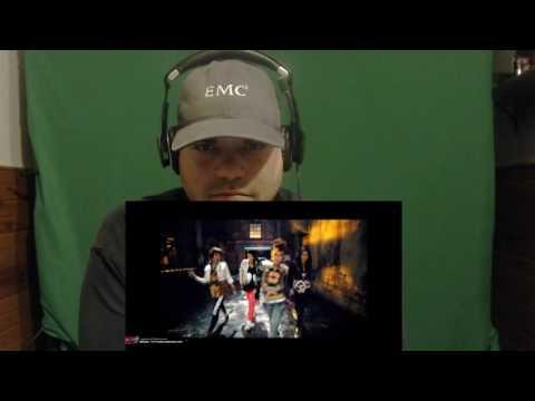 2NE1 - FIRE (Street Ver.) M/V reaction | 미국 사람