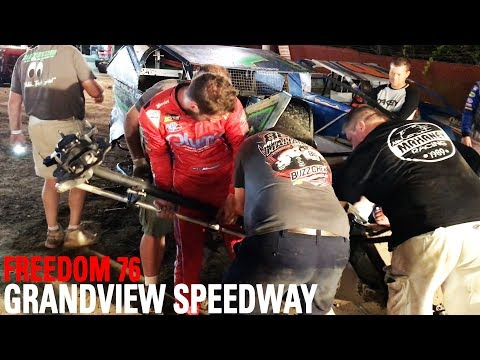 Freedom 76 At Grandview Speedway