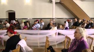 Мариуполь Церковь Вифания 2013.10.12 суббота Бракосочетание