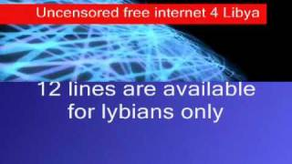 Anonymous Free Internet for Libya.flv