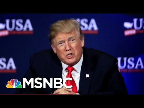 Nixon VP's Lawyer: President Donald Trump Should Resign Now | The Beat With Ari Melber | MSNBC