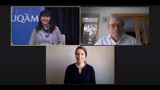 Midi-causerie: Entretien de Magda Fusaro avec Rémi Quirion, scientifique en chef du Québec