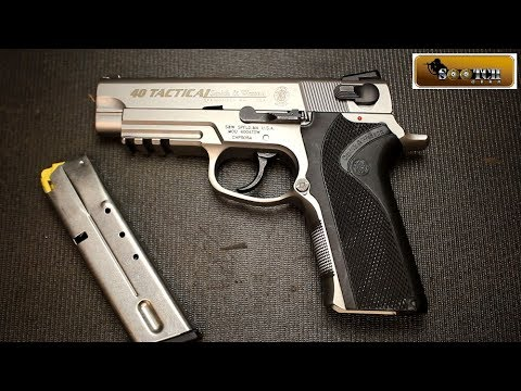 S&W Model 4006 TSW CHP Pistol Review