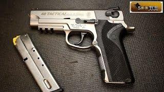 S&W Model 4006 TSW CHP Pistol Review