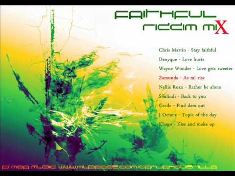 Faithful Riddim Mix [December 2011] [Cashflow Records]
