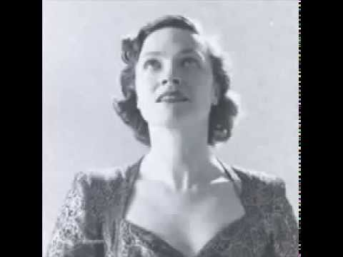 Kathleen Ferrier LAND OF HOPE AND GLORY! LIVE PERFORMANCE