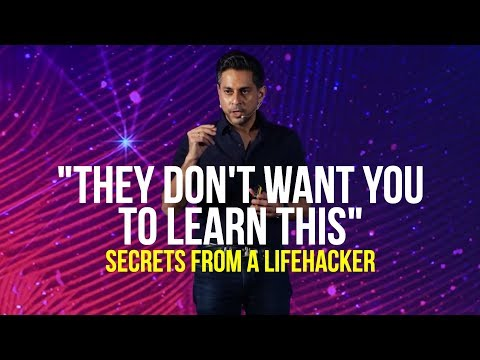 Secrets From a LIFEHACKER | This Is What They Don't Want Us To Learn (very illuminating!)