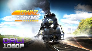 Trainz: A New Era | Tutorial Parts 1 thru 6 | PC Gameplay 60fps 1080p