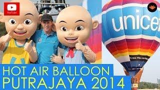 Gambar cover Berita EP36 - Hot Air Balloon Putrajaya 2014 [English Subtitle] [HD]