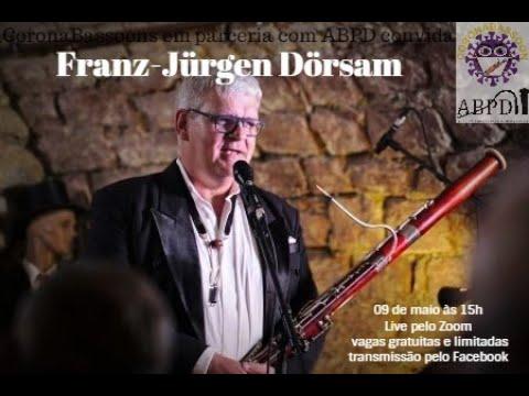 Live com o professor Franz-Jürgen Dörsam
