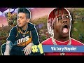 FORTNITE BATTLE ROYALE DUOS w/ LIL YACHTY!
