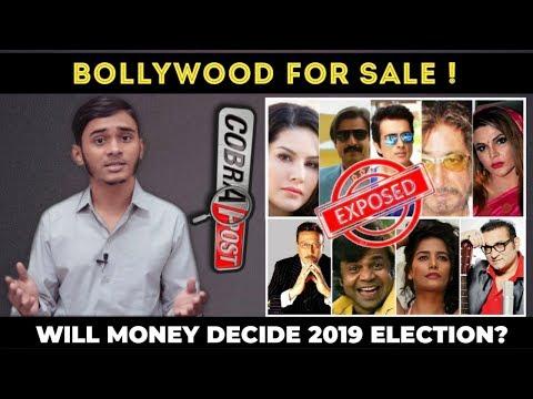 Bollywood Celebrities Exposed by Cobra Post | No Media will show - Wali Rahmani