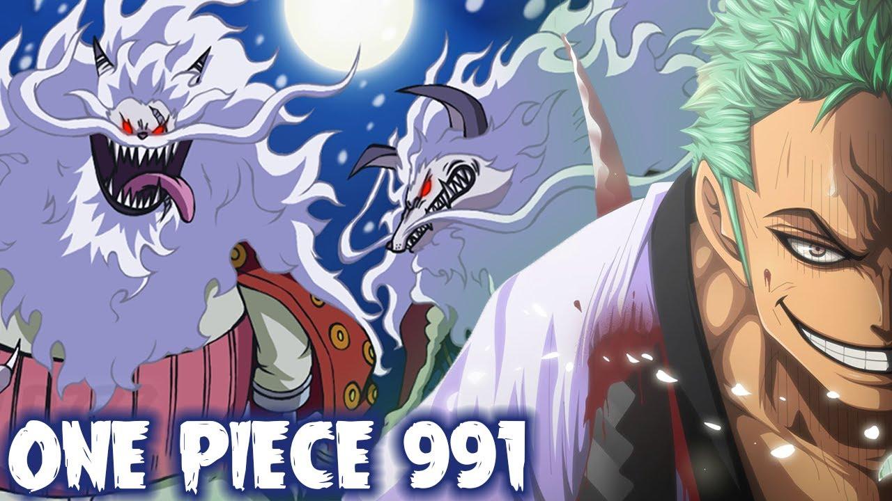 REVIEW OP 991 LENGKAP! HYPE! ZORO MELAWAN 2 ORANG SUPERNOVA - One Piece 991+