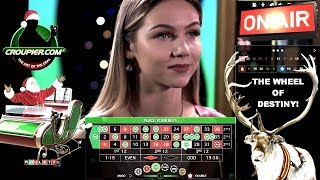 Roulette Casino Play vs £700 FREE GIVEAWAY SHOWDOWN! Casino Roulette Challenge The WHEEL of DESTINY!