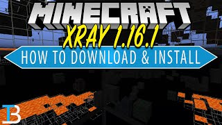 How to Download & Install XRay in Minecraft 1.16.1 (Get 1.16.1 XRay without Mods!)